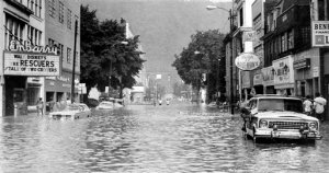Exchange Johnstown Flood of 1977