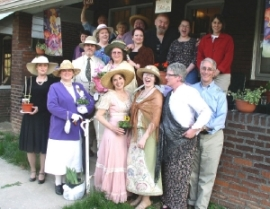 2007 EAB Enchanted April Party