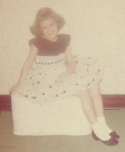Xmas 1959 LKD party dress